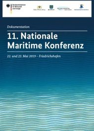 Nationale Maritime Konferenz - Deutschland maritim global smart green - BMWi