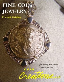 Fine Coin Jewelry Product Catalog