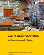 Labore sozialer Innovation - Bericht über internationale Fallstudien