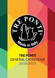 TRE PONTI GENERAL CATALOGUE 2018/2019