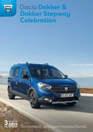 Dokker Stepway Celebration - Dacia Dokker