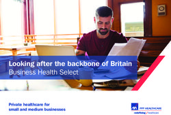 Private healthcare for small and medium businesses - AXA PPP healthcare