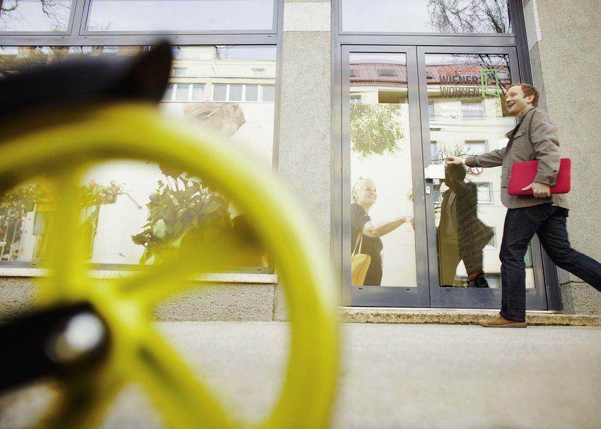 Wiener Wohnen Immer Besser Geschäftsbericht