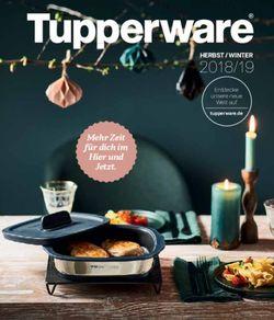 Tupperware Rezepthefte Ei Einfach heute Abend Knödel Tomaten geschüttelt Schnell