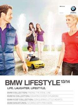 BMW LIFESTYLE - LIFE. LAUGHTER. LIFESTYLE.