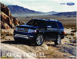 Ford Expedition+EL 2017 Specifications