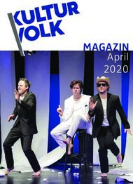 MAGAZIN April 2020 - Kulturvolk