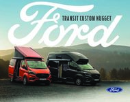 TRANSIT CUSTOM NUGGET - Westfalia