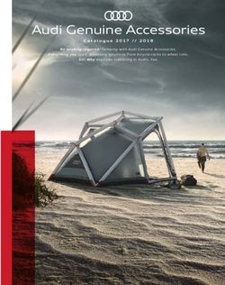 Audi Genuine Accessories Catalogue 2017 // 2018