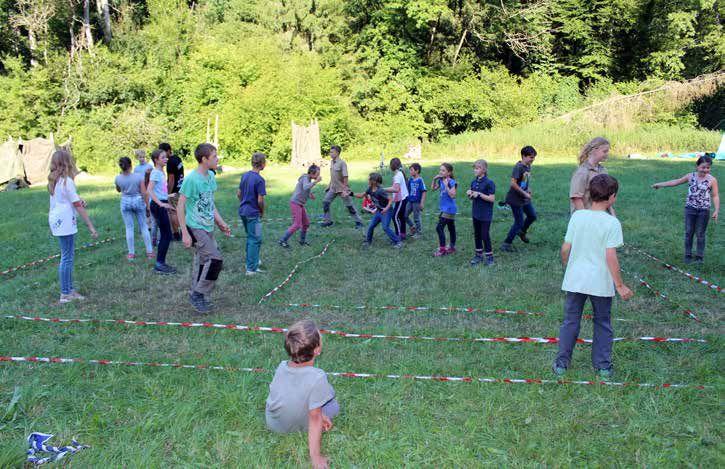 Kindergarten und Grundstufe - Schulen Zuchwil