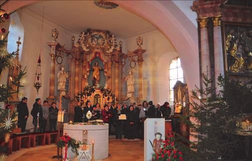 Kath kirche hilpoltstein